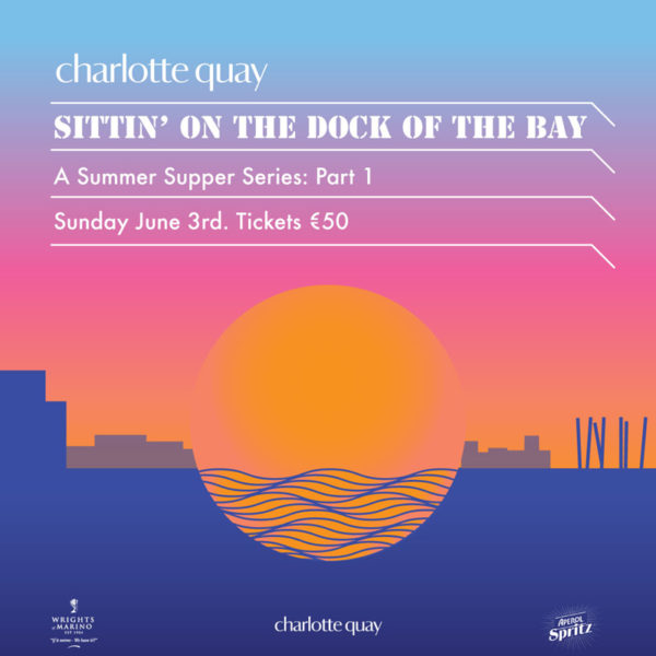 Summer Suppers at Charlotte Quay