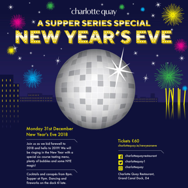 New Year's Eve Ticket