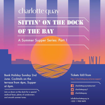 Summer Supper Series at Charlotte Quay